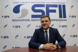 Привітання в.о. Голови правління Сергія Шкуракова з Днем Незалежності