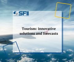 Tourism: innovative solutions and forecasts