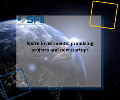 Space investments: promising projects and new startups