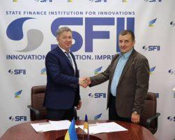 Підписано меморандум про взаєморозуміння та співпрацю з ТОВ «Інвестиційно-фінансова компанія «Фінтемплум»