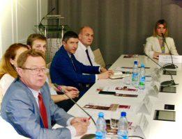 Начальник відділу інвестиційних проектів та активів  Сергій Кравець взяв участь ….