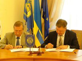 Голова правління ДІФКУпідписав меморандум про співпрацю